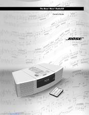 bose wave radio cd manuals rh manualslib com bose wave radio cd instruction manual bose wave radio cd player user manual