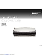 bose lifestyle 48 series iv manuals rh manualslib com Bose Acoustimass 15 Series III Bose Lifestyle Repair