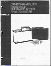 bose 901 series ii owner s manual pdf download rh manualslib com Bose 901 Series 5 Bose 901 Active Equalizer Manual