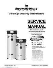 bradford white ef60t125 e n manuals rh manualslib com bradford white ef series service manual Bradford White Water Heater Troubleshooting
