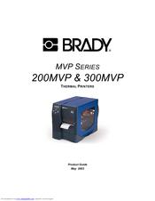 BRADY MVP300 TREIBER