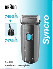 braun syncro 5494 manuals rh manualslib com User 1C V8 2 Monte Luz Las Cruces 5493