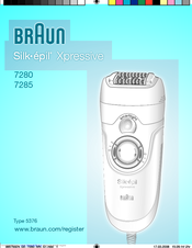 BRAUN 7280 USER MANUAL Pdf Download. fe8b440ab9