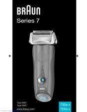braun series 7 720s 4 user manual pdf download rh manualslib com User Guide Cover User Guide Icon