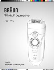 braun silk epil xpressive 7381 wd manuals rh manualslib com
