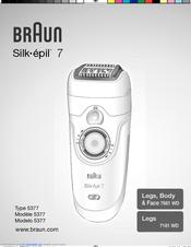 braun silk epil 7 7181 wd manuals rh manualslib com