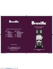 breville coffee maker manual pdf