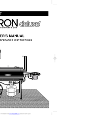 brinkmann cimarron deluxe 855 6306 a manuals rh manualslib com
