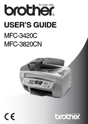 MFC-3420C DRIVERS FOR WINDOWS
