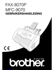 brother fax 8070p manuals rh manualslib com