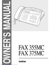 инструкция brother fax-375mc