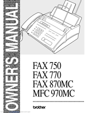 Brother fax 770 | ebay.
