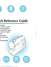 Brother NS-50 Quick Reference Manual