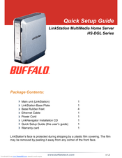 buffalo linkstation hs d300gl manuals rh manualslib com buffalo linkstation manual ls-chl buffalo linkstation manual ls-wvl/e