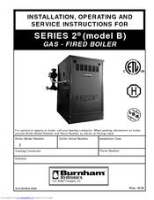 burnham 205 manuals. Black Bedroom Furniture Sets. Home Design Ideas