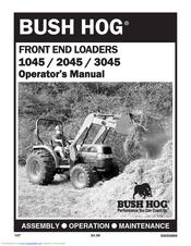 BUSH HOG 1045 OPERATOR'S MANUAL Pdf Download