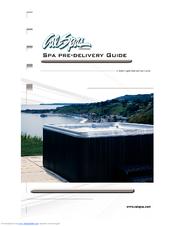 Cal Spas A844L Owner's Manual
