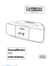 cambridge soundworks soundworks i525 manuals rh manualslib com
