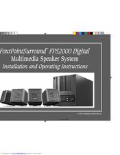 cambridge soundworks fourpointsurround fps2000 manuals rh manualslib com cambridge soundworks desktop theater 5.1 dtt2500 manual cambridge soundworks dtt2500 user manual