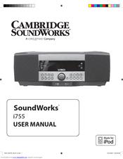 cambridge soundworks soundworks i755 manuals rh manualslib com Cambridge SoundWorks S300 Cambridge SoundWorks S300