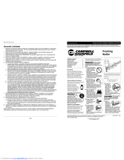 campbell hausfeld pressure washer manual
