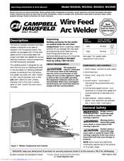 campbell hausfeld wg3000 operating instructions parts manual pdf