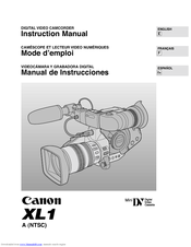 canon xl 1 manuals rh manualslib com canon xl1 manual pdf canon xl1 service manual
