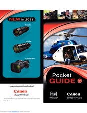 Canon BU-46H Pocket Manual