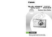 Canon 3450B001 User Manual