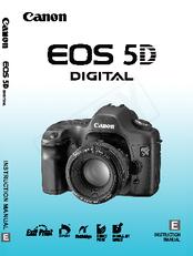 canon eos 5d instruction manual pdf download rh manualslib com canon 5d instruction manual pdf 5d mark ii instruction manual