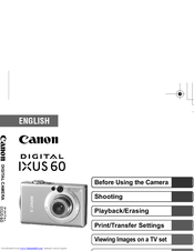 Canon ixus 60 manual download by dennislove3667 issuu.