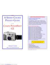canon g2 powershot manual