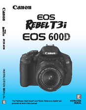 Canon 5169B003 User Manual