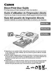Canon CP-100 Connection Manual