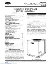 DAIKIN ROOM AIR CONDITIONER INSTALLATION MANUAL