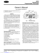 Carrier 19xr programming manual