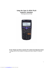 casio fx 82au plus manuals rh manualslib com casio fx-82es plus manuale casio fx 82es plus manual pdf