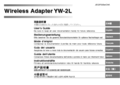 Casio YW-2L - Wireless LAN For Projector User Manual