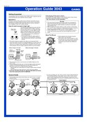 casio pathfinder paw1200t 7v manuals rh manualslib com manual casio pathfinder triple sensor manual for casio pathfinder watch