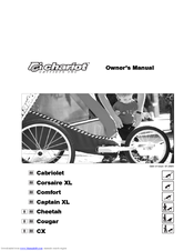 chariot carriers comfort owner s manual pdf download rh manualslib com Clip Art User Guide User Guide Cover