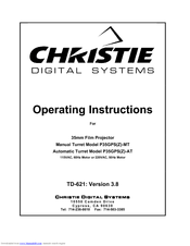 christie lx605 user manual