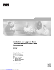 Cisco Conference Phone Installation Manual
