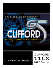 clifford g5 11cx 562c user manual pdf download rh manualslib com Clifford Alarm Remote clifford g5 user manual