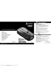 Cobra 9945 manual español.