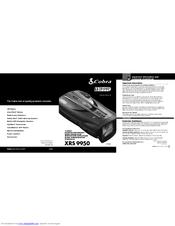 Xrs-9300 manual cobra electronics.