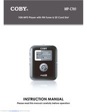 coby mp c781 manuals rh manualslib com