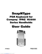 belkin ipaq pocket pc h3800 series manuals rh manualslib com Compaq Ipaq Pocket PC H3600 HP Compaq Ipaq Pocket PC Manual