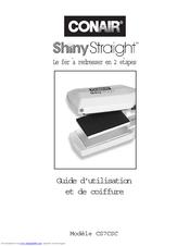 Conair CS7CSC Manual 20 Pages