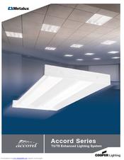 Cooper Lighting Metalux Accord Series Brochure Pictures