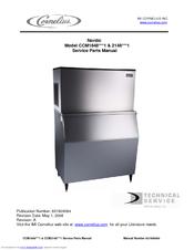 cornelius machine service manual